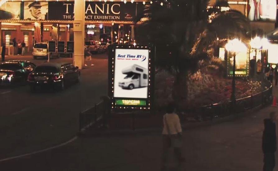3D eingefügtes Logo - BesttimeRV Werbeclip Video- und Filmproduktion Weanimate