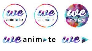 Logos Grafik-Design Weanimate Schweiz